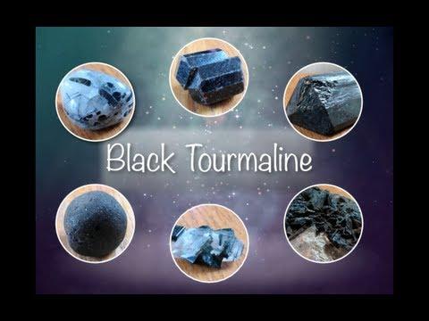 Black Tourmaline Lets Talk Stones