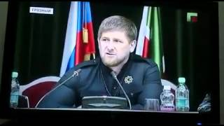 Кадыров про Хасавюрт,мэра и племмянника