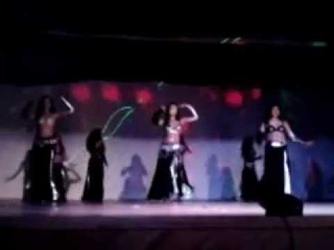 Adriana Valdez Danza Arabe Mestani Eih