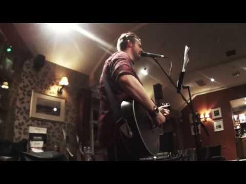 Folsom Prison Blues by Johnny Cash (Acoustic Cover by Mike Gatto)