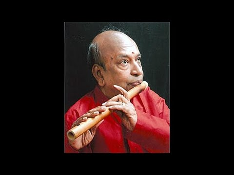 Dr.N Ramani- Flute-Raga-dhanyAsi