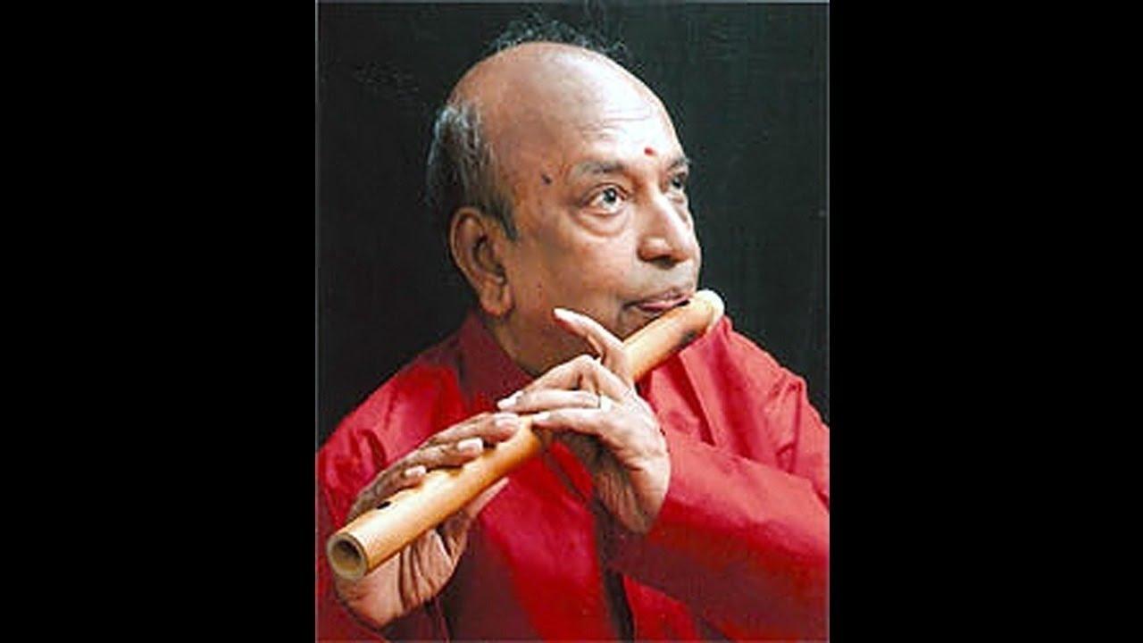 Dr.N Ramani (Carnatic) - Flute-Raga-dhanyAsi