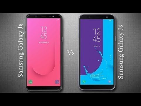 Samsung Galaxy J8 vs Samsung Galaxy J7 Pro | Which one is Better? | Comparison