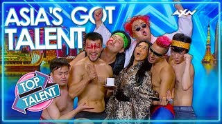 Asia's Got Talent Auditions 2019 | WEEK 5 | Top Talent