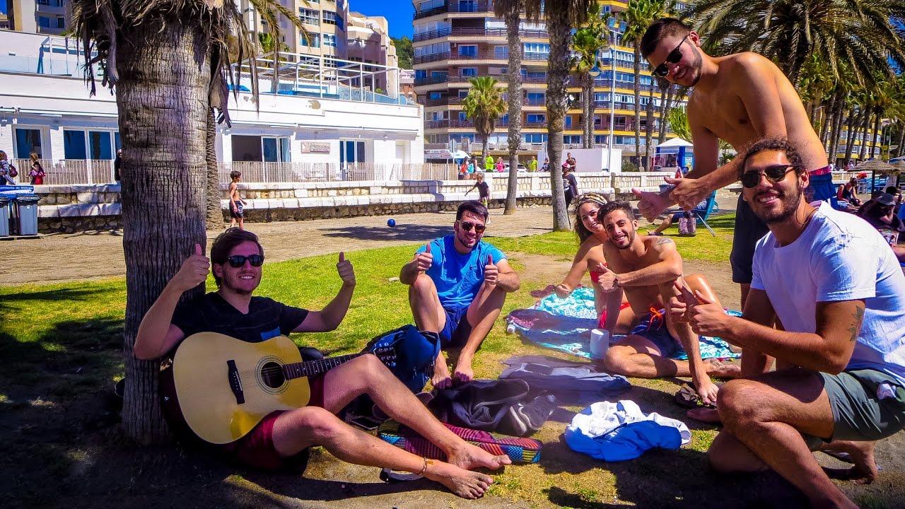Spanskkurser Sprakskola i Malaga - Spanien -  Spanskundervisning Malaga i Spanien