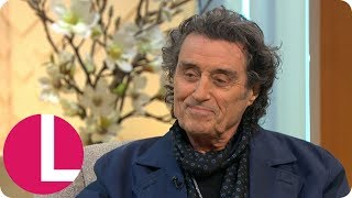 American Gods' Ian McShane Says Returning for the Deadwood Movie Was Surreal | Lorraine