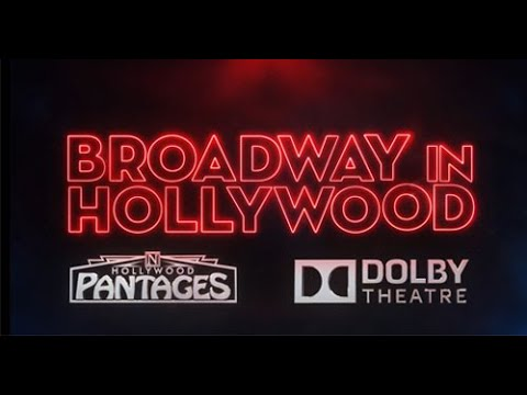 Broadway in Hollywood 2020-21 Spectacular Spectacular Season