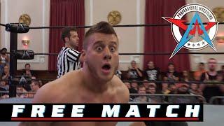 [FREE MATCH] MJF vs Marko Stunt | AAW Pro