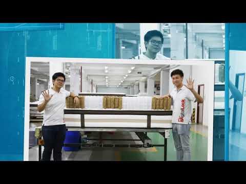 Singapore Storage Bed Frame - My President Mattress