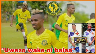 Mshambuliaji mpya YANGA azua balaa mazoezini, wenzake washangaa apewa jezi No7 kama CR7 speed zake