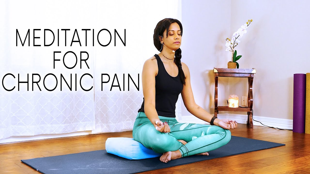 Guided Meditation for Chronic Pain with Sheena | Mindfulness to Calm & Relax, Sleep Aid, Pain Relief