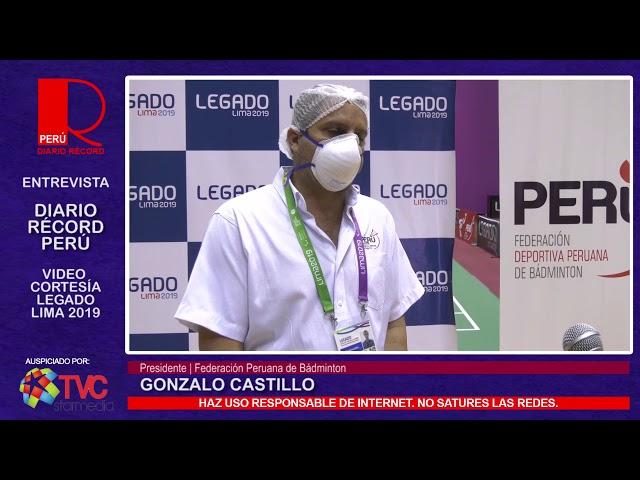 #VideoCortesía | Presidente de la Federación de Bádminton explica pasos para la reactivación