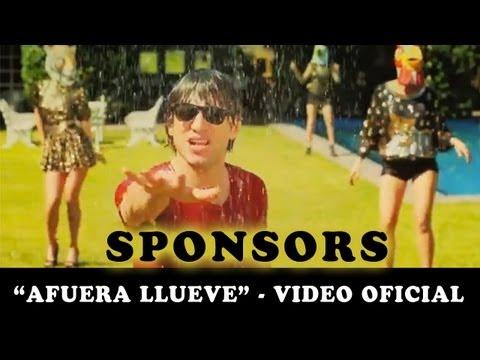 Sponsors - Afuera llueve (video oficial) HD