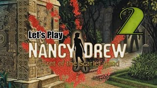 Nancy Drew 6: Secret of the Scarlet Hand [02] w/YourGibs - REPLACE HURRICANE SONNY JOON