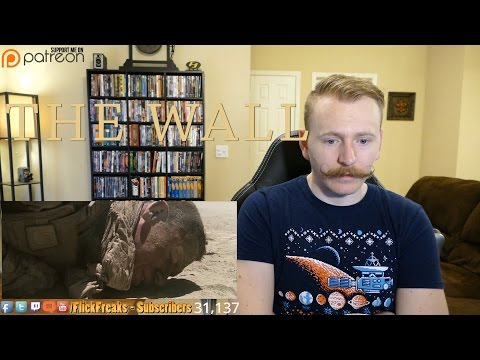 The Wall - Official Trailer (Reaction & Review)