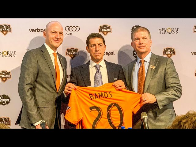 Tab Ramos Introductory Press Conference