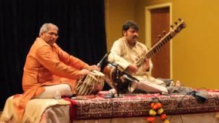 Partha Sarathi Chatterjee - Raag Hameer Drut Ektaal