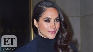 Prince Harry's Top Secret Trip To Toronto To See Meghan Markle