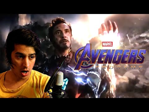 Marvel Hater Watching Avengers: Endgame For The First Time! (Movie Commentary)