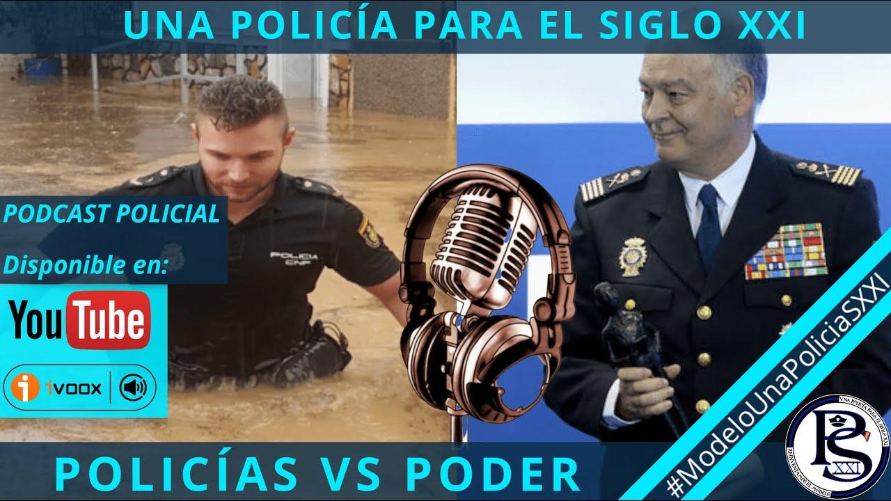 Desmotivación policial, stablishment de poder - PODCAST POLICIAL 12/06/2020