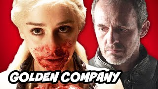 Game Of Thrones Season 5 The Golden Company Explained. Book and Sho...