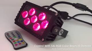 The RGB Color Beam From S4i®