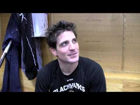 SportsDivas, Inc.'s Patrick Sharp Interview