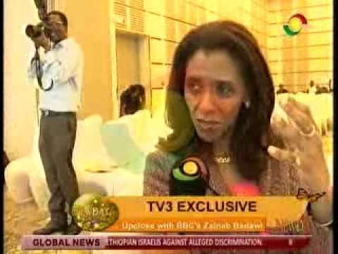 NewDay - Exclusive Interview with  BBC's Zainab Badawi - 5/5/2015