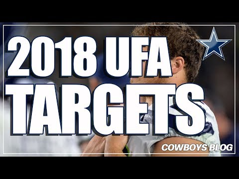 2018 NFL Free Agents that may interest the Dallas Cowboys