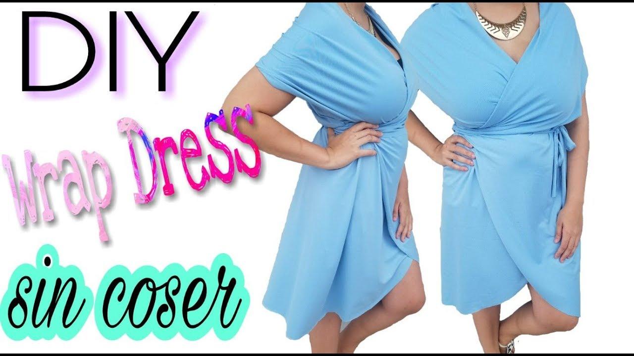 El vestido mas facil del mundo / SIN COSER | Katirya