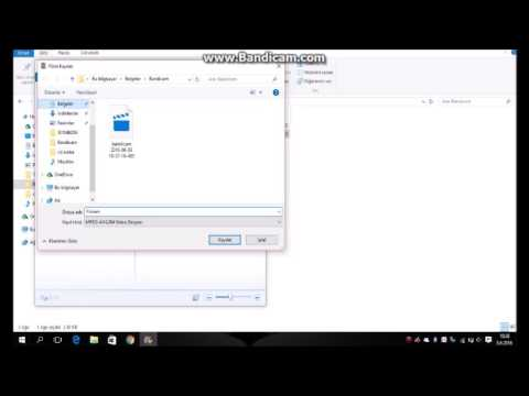 WLMP: bir dosyayı açma