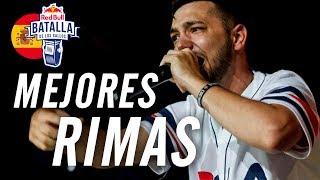 Las MEJORES RIMAS de la RED BULL ESPAÑA 2019 - ¡HISTÓRICO! | Batalla De Los Gallos (Freestyle Rap)