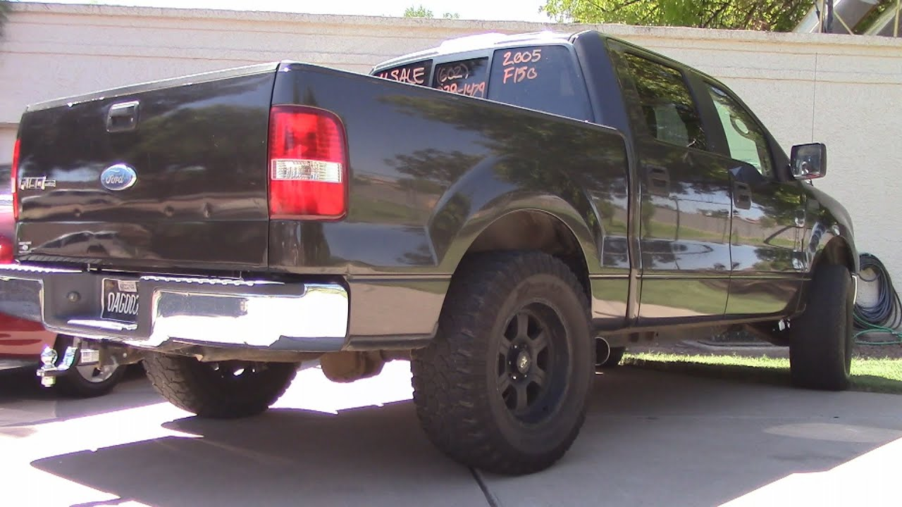 2005 Ford F150 5 4 Flowmaster Super 10 Exhaust