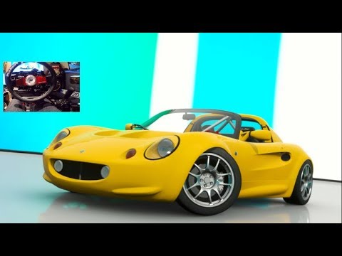 Forza Horizon 4 GoPro - NEW 1999 Lotus Elise Series 1 THX FORZA!! thumbnail