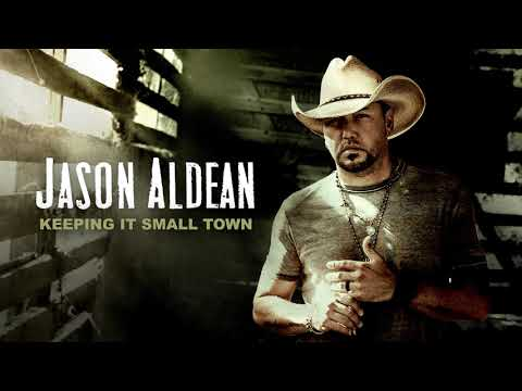 Jason Aldean - Keeping It Small Town (Official Audio)