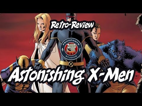 Retro-Review: Astonishing X-Men from 2004