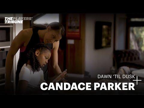 Candace Parker on family, health and sleep | Dawn 'Til Dusk