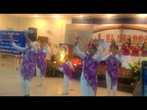 """23rd anniversary Masai Johor Malaysia.    """"EL SHADDAI"""""""