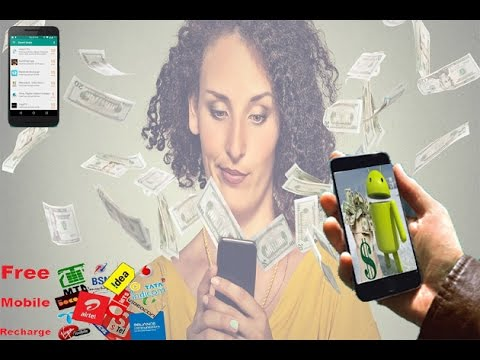 Unlimited Free Mobile Recharge