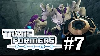 Transformers Prime: The Game - Episode 7 - Megatron & Optimus [WiiU]