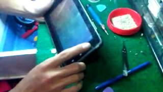 cara ganti touch panel part3