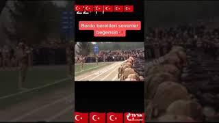 Türk askeri şanlı bayrak