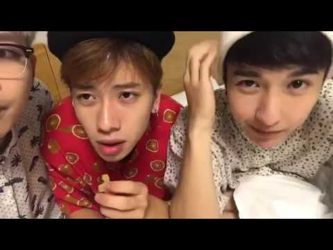 Monstar ST.319 Livestream Ở Hàn Nicky Key Erik