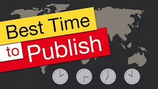 Best Time to Publish on YouTube