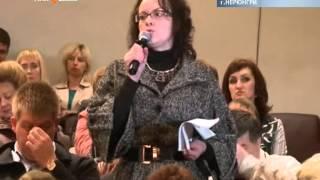 Вр.и.о. главы Якутии встретился с нерюнгринцами