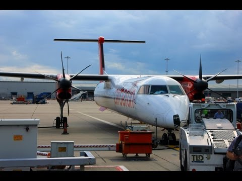 Air Berlin | Dash 8-Q400 | DUS-STN | Economy