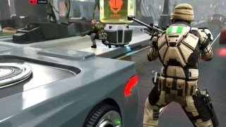 XCOM 2, How to setup an Overwatch Ambush