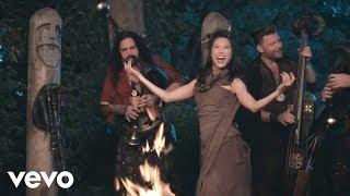 DER FLUCH DES DRACHEN - Wild und frei (Corvus Corax & Ji-In Cho als Hexe Runa)