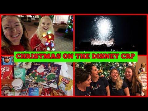 CHRISTMAS on the Disney CRP (Vlogmas 24, 25 & 26) l  Checking into Club Level Yacht Club