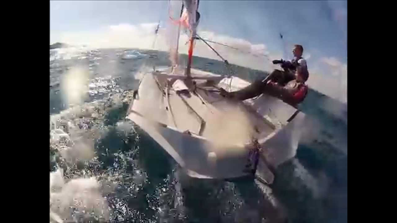 Go Pro 29er Sailing!! - YouTube